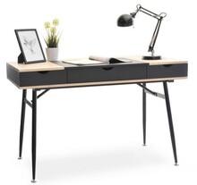 Stylowe biurko w skandynawskim stylu będzie znakomitym rozwiązaniem do wszystkich stylowych wnętrz.  Świetnie sprawdzi się zarówno w aranżacjach...