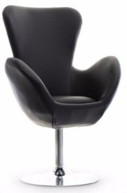 Niezwykle designerski fotel Jajo będzie efektownym dodatkiem do każdego wnętrza.  Wygląda niebanalnie, pomysłowo, a jednocześnie bardzo gustownie. ...