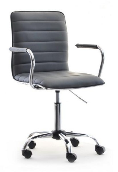 Obrotowe Krzesło Biurowe Rocky Szare Mpt Meble Sklep Meblepl