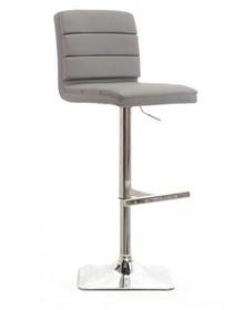 <br /><br/>&nbsp<br/>WYMIARY<br/>Szerokość : 40 cm<br/>Długość: 42 cm<br/>Wysokość siedziska (min-max): 64-84...