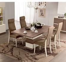<br />Włoski stół nierozkładany.<br />Kolekcja Evolution firmy Status stworzona została z wysokiej jakości płyt MDF...