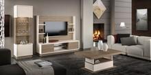 Panel LCD przeznaczony do powieszenia telewizora. Kolekcja Evolution firmy Status stworzona została z wysokiej jakości płyt MDF lakierowanych na...