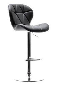 <br /><br/>&nbsp<br/>WYMIARY<br/>Szerokość : 48 cm<br/>Długość: 37 cm<br/>Wysokość siedziska (min-max): 61-82...