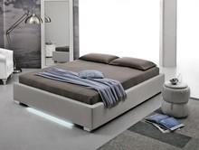Podwójne, tapicerowane łóżko SOMMIER to kolejny fantastyczny produkt z rodziny Target Point. Łóżko SOMMIER tapicerowane jest ekoskórą Soft....