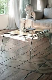 Ława BRIDGE pochodzi z bogatej kolekcji Target Point. Ten stolik kawowy został w całości wykonany ze szkła. Nazwa nawiązuje do ciekawego kształtu ławy,...