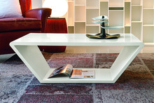 CONE ława od Target Point. Ciekawa, geometryczna ława, zaprojektowana na ksztalt trapezu. Ława wykonana w całości z drewna, które następnie...