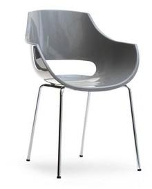 Designerskie krzesło Bingo to znakomite rozwiązanie do wszystkich nowoczesnych wnętrz. Może być doskonałym rozwiązaniem do kuchni lub jadalni. ...