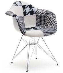 Niebanalny fotel tapicerowany wyróżniający się bardzo ciekawą stylistyką będzie doskonałym rozwiązaniem dla wszystkich osób ceniących współczesne...