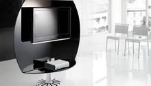 VISION to panel TV pochodzący z bogatej kolekcji mebli od cenionej włoskiej firmy Target Point. Panel wykonany jest z czarnego szkła. Rama wykonana jest z...