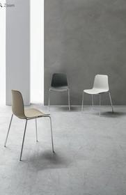 COLONIA to włoskie krzesło zaprojektowane i wyprodukowane przez znaną i cenioną na całym świecie włoską frmę Target Point.<br />Rama krzesła...