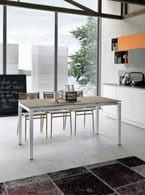 AURIGA 110 to rozkładany stół pochodzący z bogatej kolekcji znanych i cenionych producentów włoskich mebli Target Point.<br />Rama...