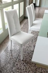 ZURIGO to krzesło cenionej w Europie i na świecie włoskiej marki Target Point. <br />Jest to tapicerowane ekoskórą Soft, nieprawdopodobnie...