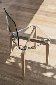 BERLINO to włoskie krzesło pochodzące z kolekcji znanej na całym świecie włoskiej firmy Target Point. Siedzisko krzesła wykonane z przeźroczystego...