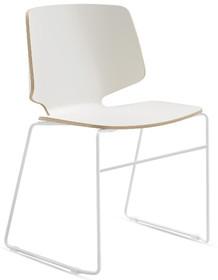 Krzesło Fly-T wyprodukowane przez jedną z najlepszych firm meblarskich na świecie- Domitalia.<br />Swoim uniwersalnym wyglądem będzie...