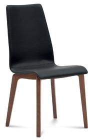 Jill-L to krzesło wyprodukowane przez jedną z najlepszych firm meblarskich na świecie- Domitalia.<br />Jill-L posiada stelaż z solidnego drewna...