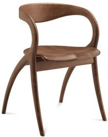 Opera to krzesło pochodzące z kolekcji znanej na całym świecie firmy meblowej Domitalia.<br />Krzesło jest w całości wykonane z drewna...