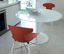 Okrągły stół Corona-120 to kolejny produkt dostarczony nam z bogatej kolekcji włoskiej firmy Domitalia. Zaprojektowany został przez grupę...