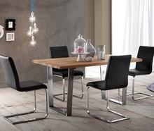 Prostokątny stół Cruise-160 to kolejny produkt Domitalia.<br />Konstrukcja stołu została wykonana ze stali lakierowanej, natomiast...
