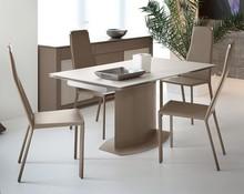 Prostokątny stół Discovery to kolejny produkt dostarczony nam z bogatej kolekcji włoskiej firmy Domitalia. Zaprojektowany został przez grupę...