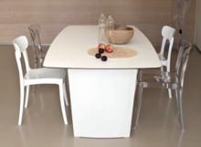 Stół Stone-220 to kolejny produkt Domitalia. <br />Projekt stołu inspirowany był formą megalitów i dzięki użytym...