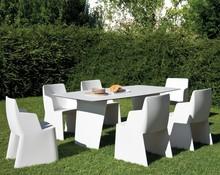 Włoski stół Stone-240 to kolejny produkt dostarczony nam z bogatej kolekcji włoskiej firmy Domitalia. Projekt wyszedł spod kreski niezwykłego duetu...