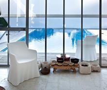 Fotel Phantom to kolejny produkt pochodzący z bogatej kolekcji mebli i akcesoriów z rodziny Domitalia.<br />Phantom został zaprojektowany przez...