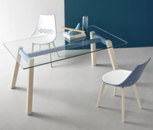 STÓŁ T-TABLE CB/4781-RC180 CONNUBIA BY CALLIGARIS- PRODUKT WŁOSKI