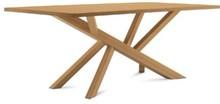 TREE to stół prostokątny, stworzony z drewna jesionu. Blat stołu został zrobiony ze szkła hartowanego bądź (do wyboru) laminowanego drewna jesionu lub...