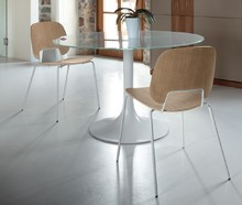 Traffic to krzesło pochodzące z kolekcji znanej na całym świecie firmy meblowej Domitalia.<br />Krzesło stworzone zostało z lakierowanej,...