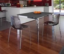 Krzesło PLAYA z rodziny produktów Domitalia, to wyjątkowe krzesło dla całej rodziny i idealne do każdego pomieszczenia.<br />Rama i nogi...