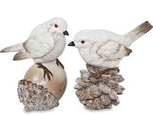 Efektowne figurki przedstawiająceptaki to przepiękne elementy dekoracyjne. Kolokacja figurek -ptaszków składa się z wielu różnych modeli;...