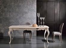 Italia Style ma zaszczyt przedstawić Państwu stół VIRGILIO prestiżowej marki Veneta Sedie.<br />VIRGILIO jest stołem rozkładanym.<br...