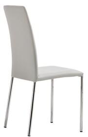 Krzesło SILVY SA TS dostępne jest w wielu bardzo ciekawych wersjach kolorystycznych.<br />Stelaż krzesła dostępny w chromie bądź stali...