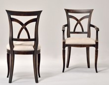 Italia Style ma zaszczyt przedstawić Państwu krzesło VICTORY prestiżowej marki Veneta Sedie.<br />Krzesło VICTORY dostępne jest także w wersji z...