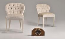 Italia Style ma zaszczyt przedstawić Państwu krzesło IBERIS prestiżowej marki Veneta Sedie.<br /><br /><br />Luksusowe...