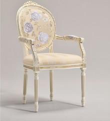 Italia Style ma zaszczyt przedstawić Państwu krzesło CARLA' prestiżowej marki Veneta Sedie.<br />CARLA' występuje także w wersji bez...