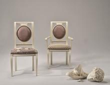 Italia Style ma zaszczyt przedstawić Państwu krzesło HELENA prestiżowej marki Veneta Sedie.<br />HELENA występuje także w wersji z...