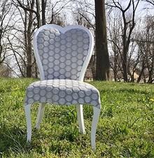 Italia Style ma zaszczyt przedstawić Państwu krzesło LOVE prestiżowej marki Veneta Sedie.<br /><br />Luksusowe produkty Veneta Sedie...