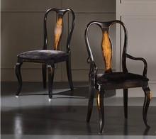 Italia Style ma zaszczyt przedstawić Państwu krzesło QUEEN ANNE prestiżowej marki Veneta Sedie.<br />QUEEN ANNE występuje także w wersji bez...