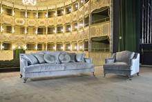 Italia Style ma zaszczyt przedstawić Państwu sofę ARGO prestiżowej marki Veneta Sedie.<br />Sofa występuje w dwóch wersjach: dwu- i...