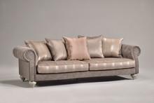 Italia Style ma zaszczyt przedstawić Państwu sofę GIGLIO prestiżowej marki Veneta Sedie.<br />Sofa występuje w dwóch wersjach: dwu- i...
