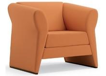POPPER to jednoosobowy fotel wykonany na wzór sofy. Jest w całości tapicerowany. Fotel występuje także w wersji dwuosobowej(160 cm szerokości) w cenie...