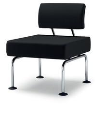 DOMINO jest ławką stworzoną na wzór foteli. Występuje w wielu wersjach z różnymi kombinacjami. DOMINO D001 posiada jedno siedzenie,...