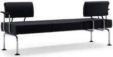 DOMINO jest ławką stworzoną na wzór foteli. Występuje w wielu wersjach z różnymi kombinacjami. DOMINO D003 posiada trzy siedzenia,...