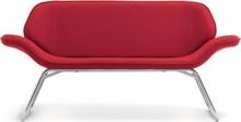 VOLO to elegancka, dwuosobowa tapicerowana sofa. Dzięki swemu nowoczesnemu, delikatnemu wyglądowi będzie perfekcyjnie prezentować się w każdym wnętrzu....
