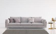 Włoska sofa ZENO jest jednym z tych mebli, które nie tylko są wygodne, ale też wyglądają niezwykle elegancko. Sofa posiada szezlong, który...