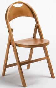 Włoskie krzesło NAIMA wykonane z drewna bukowego, starannie spasowane i wyjatkowo wytrzymałe. Występuej zarówno wersji  malowanej na...