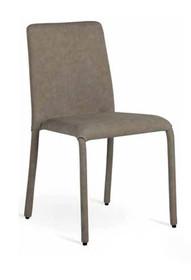 Krzesło DORA-L, to krzesło w całości tapicerowane w eko skórę. Krzesło to , występuje z niskim opaciem.<br />Mam równiez w ofercie...