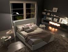 Włoskie łóżko Selene Chic jest częścią kolekcji znanej włoskiej firmy Bolzan Letti, która specjalizuje się w produkcji...
