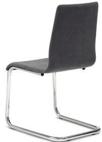 Krzesło JUDE-ST - płozy okrągłe